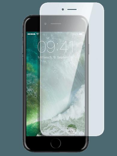 freenet Real Glass für iPhone 6/6s/7/8 transparent