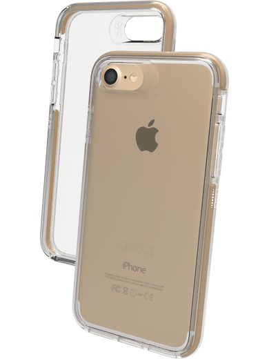 GEAR4 D3O Piccadilly für iPhone 6/6s/7/8 gold