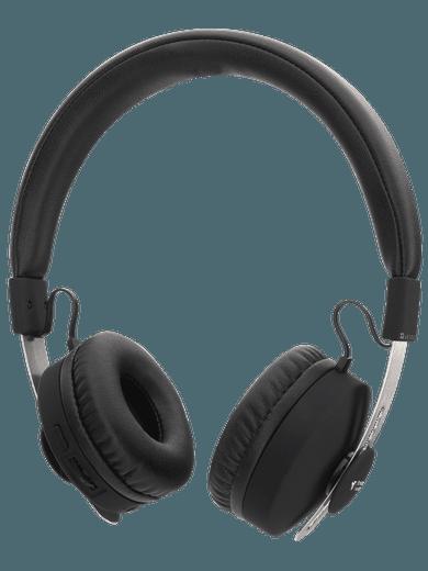 freenet Basics Kopfhörer Over-Ear BT schwarz