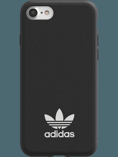 adidas Originals TPU moulded case für iPhone 6/6s/7/8 schwarz