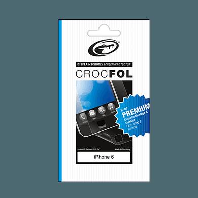 Crocfol Displayschutzfolie Premium iPhone 6/6s