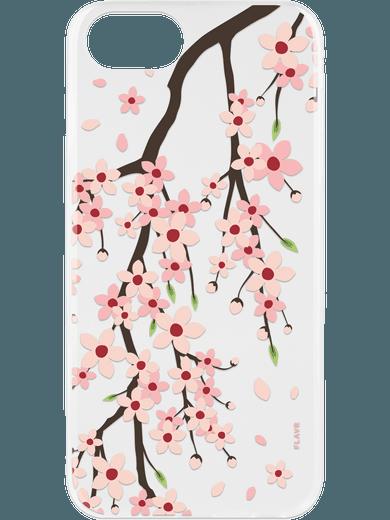 FLAVR iPlate Cherry Blossom für iPhone 6/6s/7/8 mehrfarbig