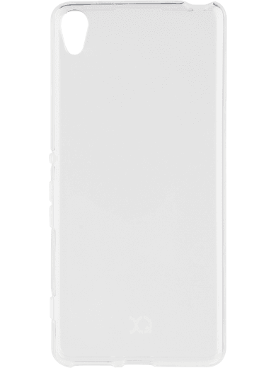 XQISIT Flex Case für Sony Xperia XA transparent