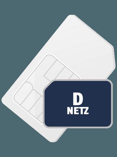 Allnet Flat 5 GB LTE - Laufzeit 24 Monate