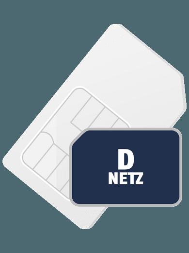 Daten Flat 10 GB LTE - Laufzeit 1 Monat