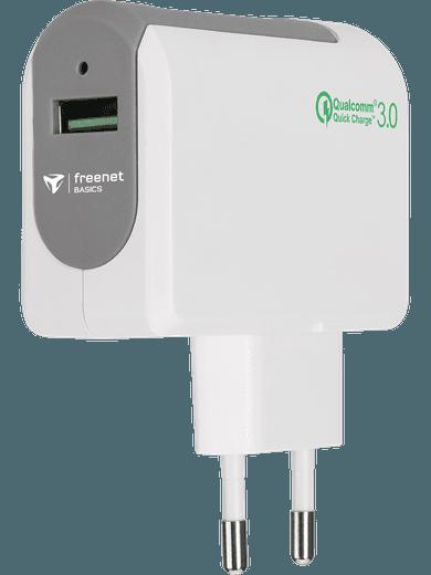 freenet Basics Quick Charge 3.0 Ladegerät