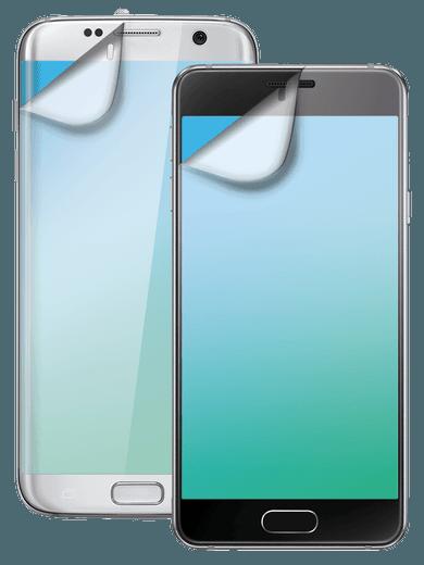 freenet Basics Full Screen für Galaxy S7 Edge transparent