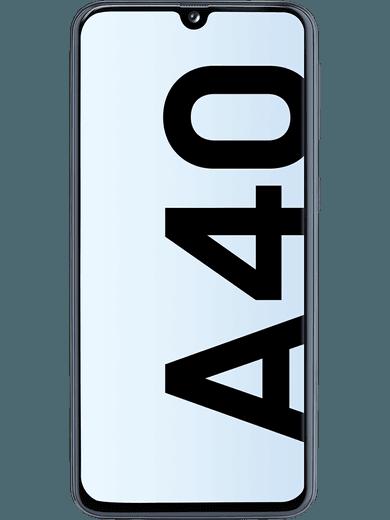 Samsung Galaxy A40 64GB black