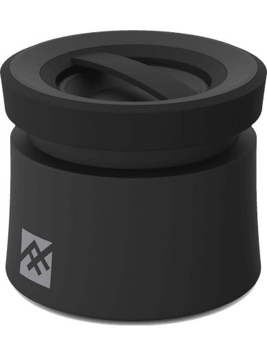 ZAGG ifrogz Bluetooth Lautsprecher schwarz