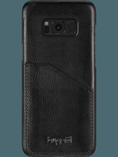 bugatti Snap Case Londra für Galaxy S8 Plus schwarz