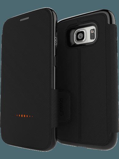 GEAR4 Oxford für Galaxy S7 schwarz