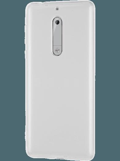 XQISIT Flex Case Nokia 5 transparent