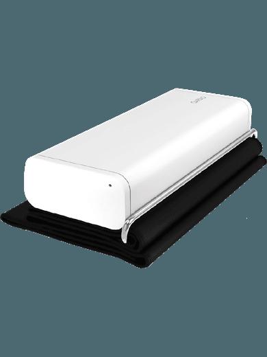 QARDIO Arm-Blutdruckmessgerät Weiß