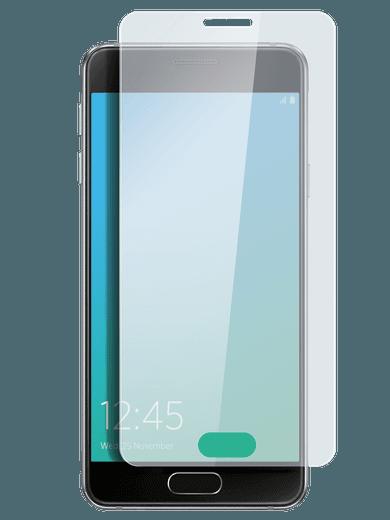 freenet basics Schutzglas für Galaxy S8 Transparent