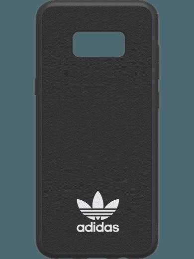 adidas Originals TPU moulded für Galaxy S8 Plus schwarz