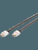 ednet. HDMI Kabel Typ A - 2m schwarz