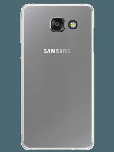 freenet Basics Flex Cover für Galaxy A3 (2017) transparent