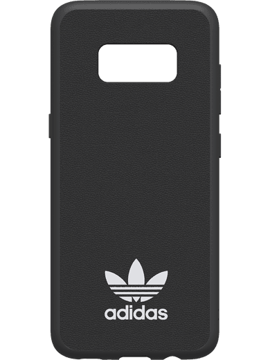 adidas Originals TPU moulded für Galaxy S8 schwarz