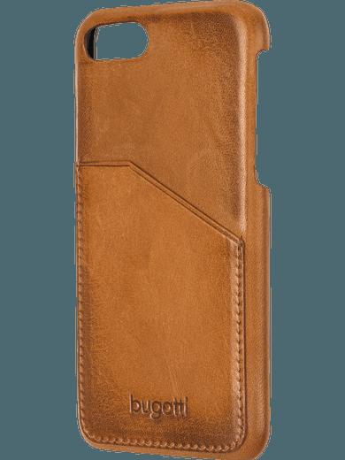 bugatti Pocket Snap case Londra für iPhone 6/6s/7/8 braun