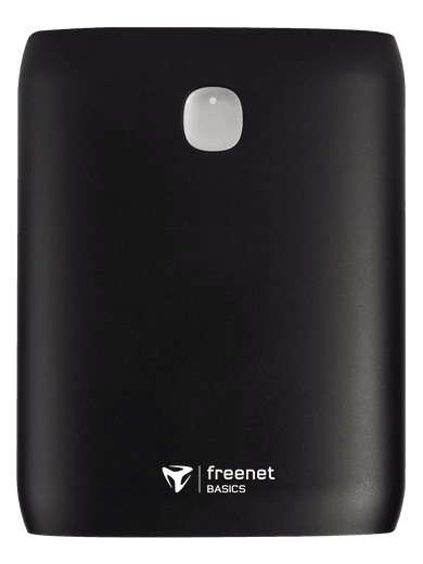 freenet Basics Power Bank 10.000 mAh schwarz