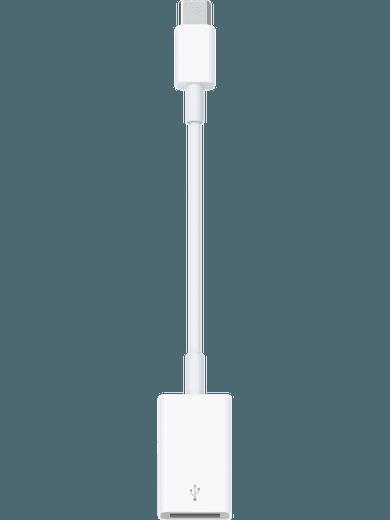 Apple USB-C auf USB Adapter Weiß