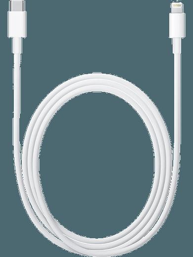 Apple USB-C auf USB-C  2m Kabel Weiß