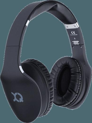 XQISIT LZ380 Bluetooth Kopfhörer matt schwarz
