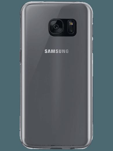 freenet Basics Flex Cover für Galaxy S7 Edge transparent