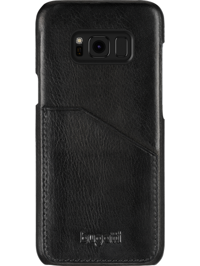 bugatti Snap Case Londra für Galaxy S8 schwarz