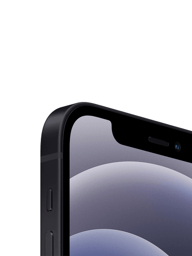 iPhone 12 64GB schwarz