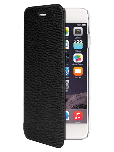 freenet Basics Slim Cover für iPhone 6/6s/7/8 schwarz