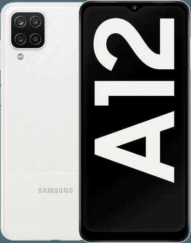 Samsung Galaxy A12 64GB White