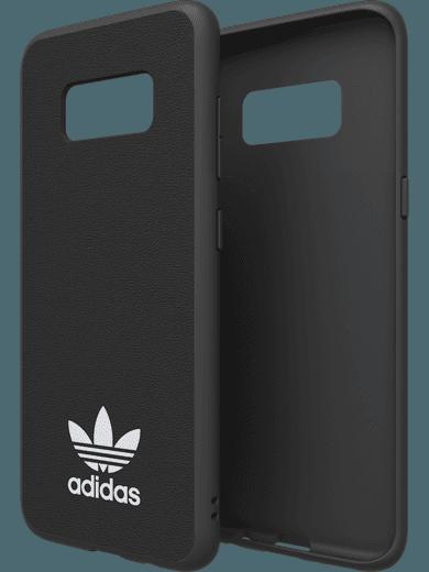 adidas Originals TPU moulded für Galaxy S8 schwarz