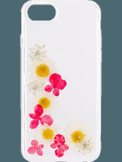 FLAVR iPlate Real Flower für iPhone 6/6s/7/8 Ella