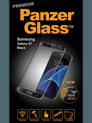PanzerGlass Premium für Galaxy S7 schwarz
